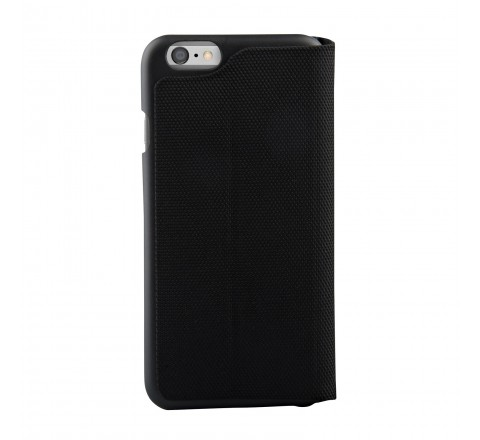 Logitech Hinge Folio Case for iPhone 6 (Black)