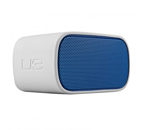 Logitech UE Mobile Boombox Wireless Bluetooth Speaker and Speaker Phone (Blue/Gray)