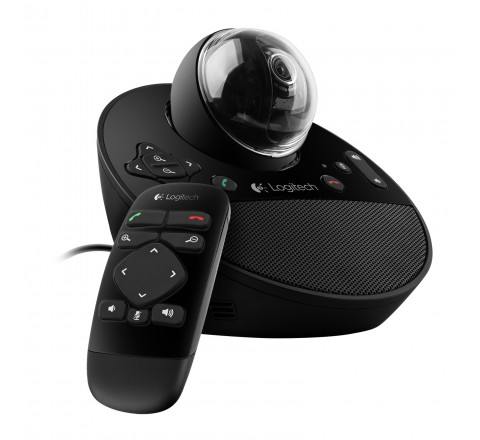 Logitech Conference Cam BCC950 Video Conference Webcam (Black)