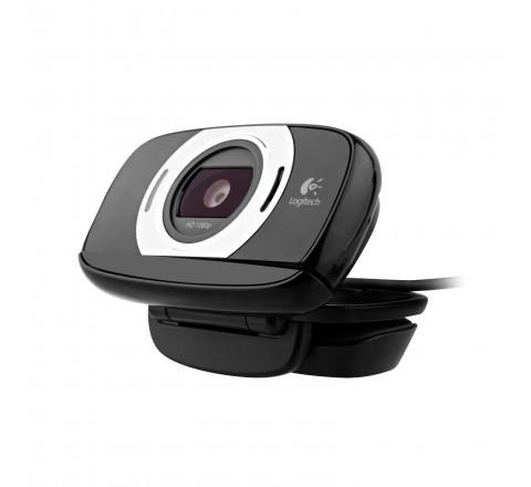 Logitech HD Laptop Webcam C615 (Black)