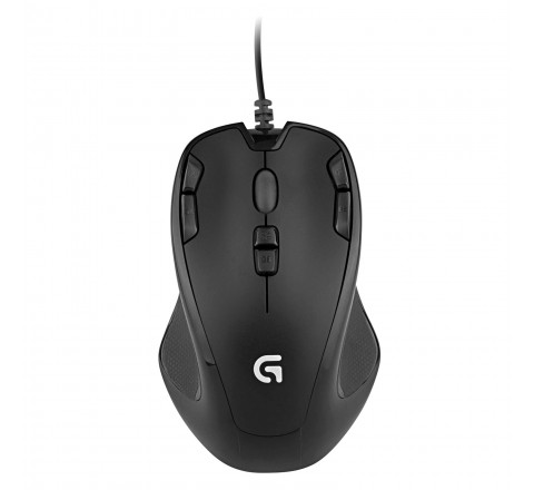 Logitech G300s Optical Gaming Mouse (Black)