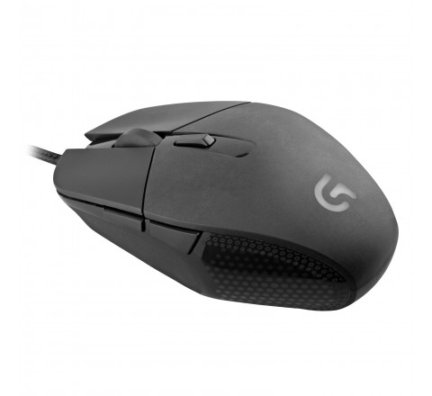 Logitech G303 Daedalus Apex Performance Edition Gaming Mouse (Black)