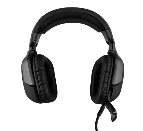 Logitech G35 7.1-Channel Surround Sound Gaming Headset (Black)