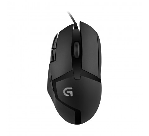 Logitech G402 Hyperion Fury FPS Gaming Mouse (Black)