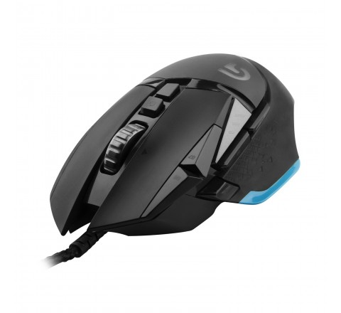 Logitech G502 Proteus Core Tunable Gaming Mouse (Black)