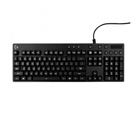 Logitech G610 Backlit Mechanical Gaming Keyboard (Black)