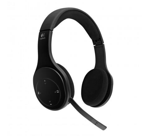Logitech H800 Wireless Headset (Black)