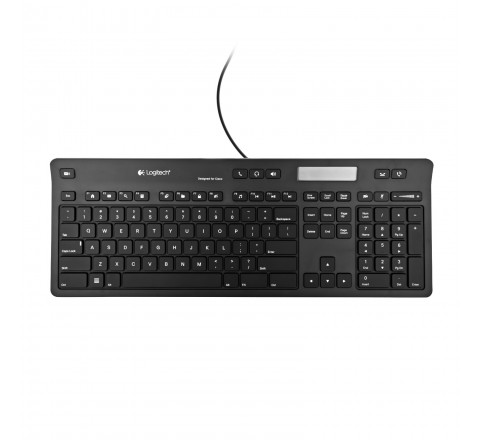 Logitech UC K725-C Certified Keyboard for Video Calls
