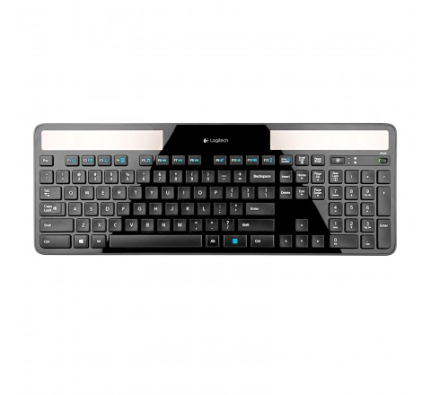 Logitech Wireless Solar Keyboard K750 (Black)