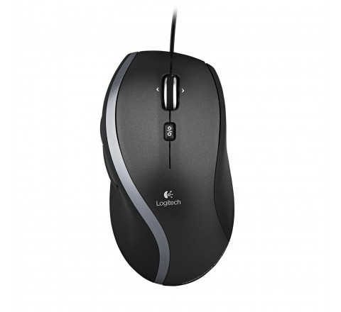 Logitech Mouse M500 (Black)