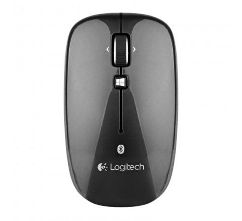 Logitech Bluetooth Mouse M557 (Black)