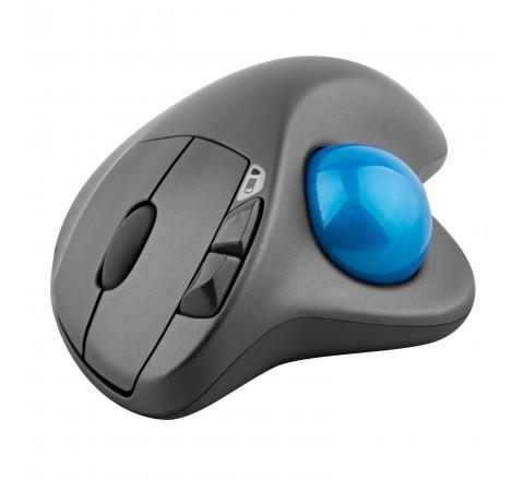 Logitech Wireless Trackball Mouse M570 (Black)