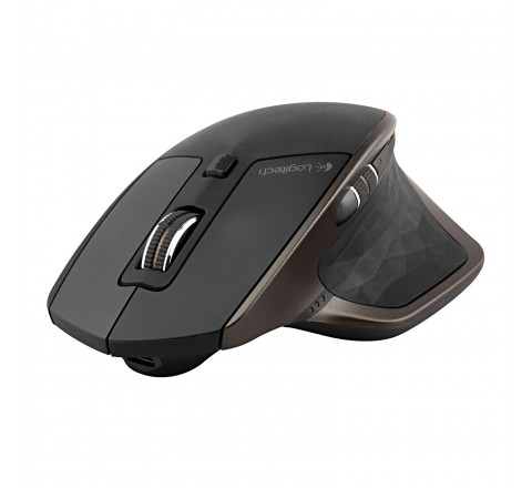 Logitech MX Master Bluetooth Laser Mouse (Black)