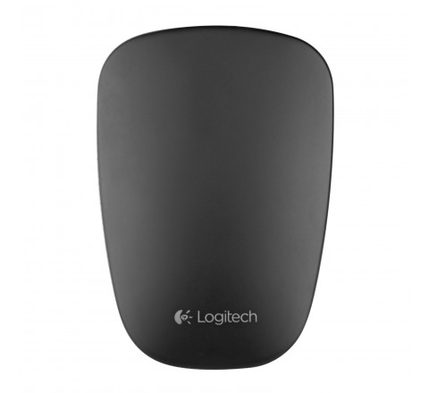 Logitech Ultrathin Touch Mouse T630 for Windows (Black)