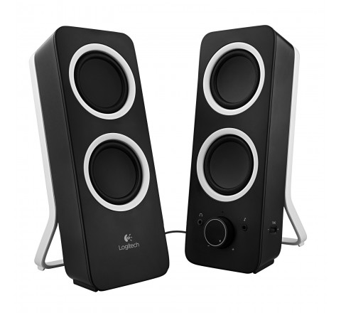 Logitech Multimedia Speakers Z200 (Black)