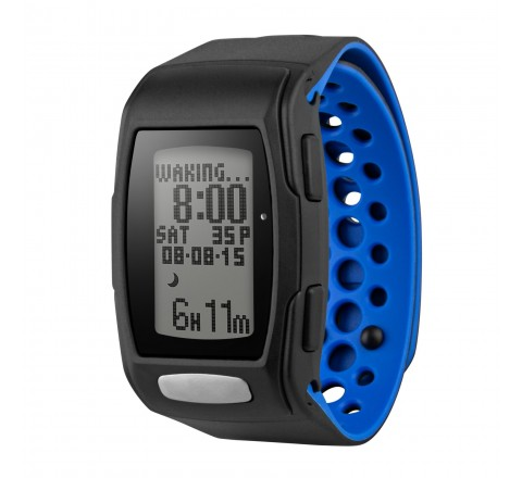 LifeTrak Zone C410 Heart Rate Watch (Black/Blue)