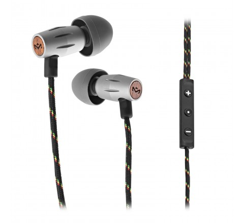 House of Marley EM-DE003-RG Legend In-Ear Headphones (Regal)