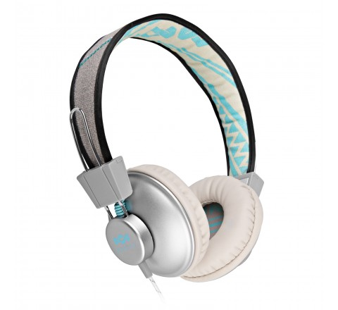 House of Marley EM-JH023-MI Revolution On Ear Headphones (Midnight)