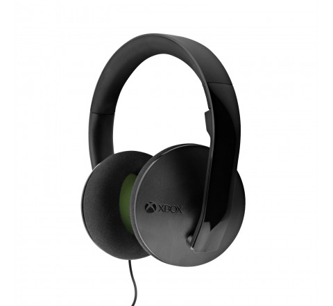 Xbox One Stereo Headset With Stereo Adapter (Black)