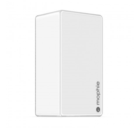 Mophie Dual Wall & Car USB Charger (White)