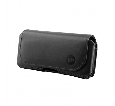 Mophie 7500 Hip Holster for Smartphones & Juice Pack for iPhone 5/5S/SE/5 (Black)