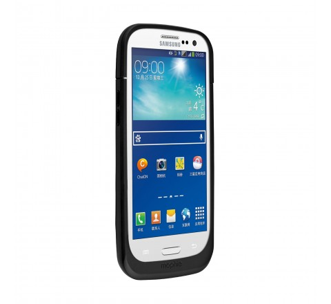 Mophie Juice Pack Battery Case for Galaxy S3 (Black)