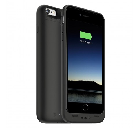 Mophie Juice Pack Battery Case for iPhone 6+/6s+ (Black)