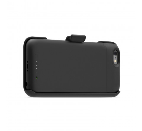 Mophie Juice Pack Belt Clip iPhone 6/6s (Black)