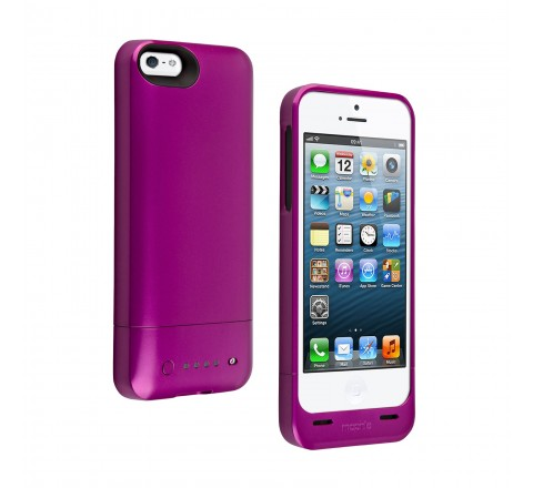 Mophie Juice Pack Helium Battery Case for iPhone 5/5S/SE (Pink)