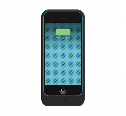Mophie Juice Pack Helium Battery Case for iPhone 5c (Black)