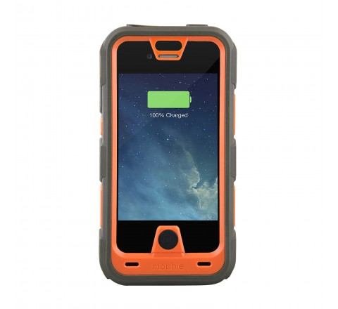 Mophie Juice Pack PRO Battery Case for iPhone 4/4S (Orange)