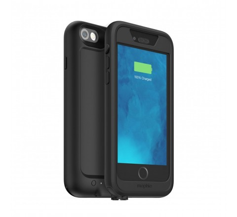 Mophie Juice Pack PRO Battery Case for iPhone 6 (Black)