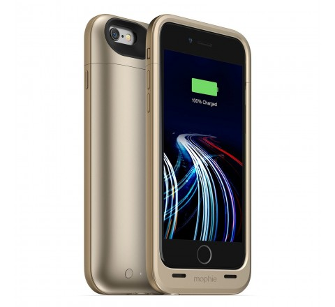 Mophie Juice Pack Ultra Battery Case for iPhone 6/6s (Gold)