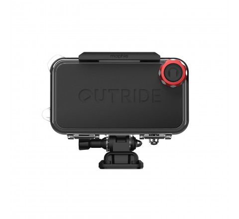 Mophie Outride Waterproof Case for iPhone 4/4s (Black)
