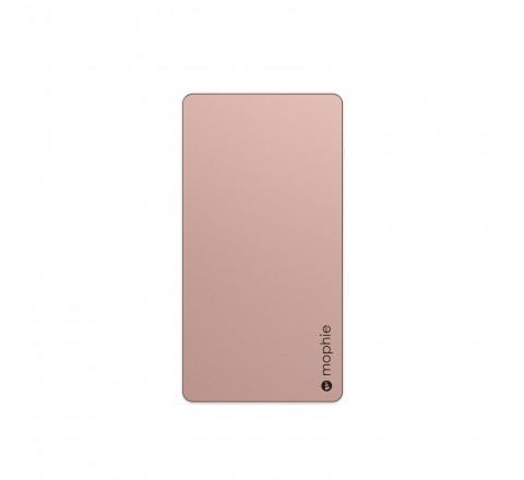 Mophie Powerstation 5X Dual USB External Battery 10,000 mAh (Rose Gold)
