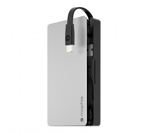 Mophie Powerstation Plus 2x with MFI Lightning Connector 3,000 mAh (Black)