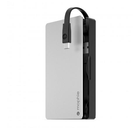 Mophie Powerstation Plus 2x with Micro USB 3,000 mAh (Black)