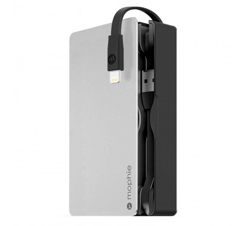 Mophie Powerstation Plus 4X with Lightning Connector 7,000mAh (Black)