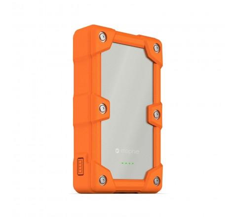 Mophie Juice Pack Powerstation Pro 6000mAh External Battery for Smartphones, Tablets, USB Devices (Orange)