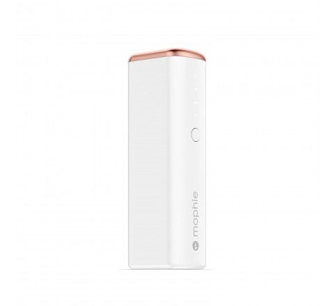 Mophie Power reserve 1X Power bank 2600 mAh (Rose Gold)