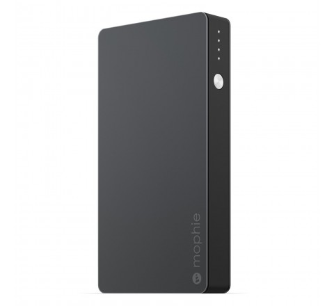 Mophie Spacestation Portable 32GB Storage and External Battery 6,000mAh (Black)