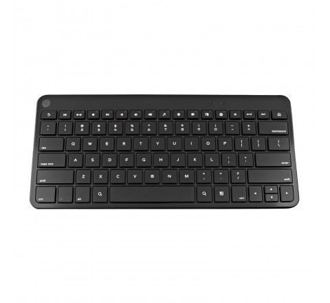 Motorola Wireless Bluetooth Keyboard For Smartphones and Tablets (Black)