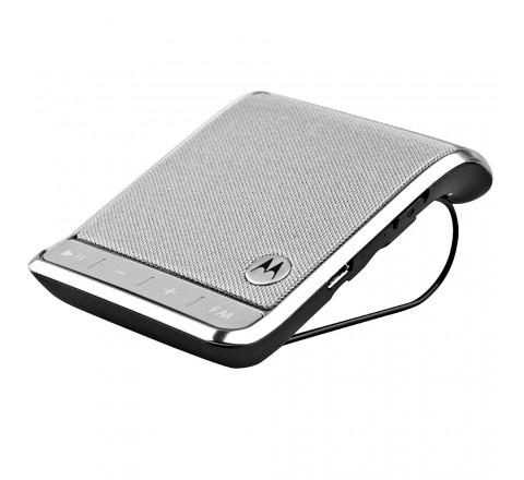 Motorola Roadster 2 Universal Bluetooth In-Car Speakerphone (Silver)