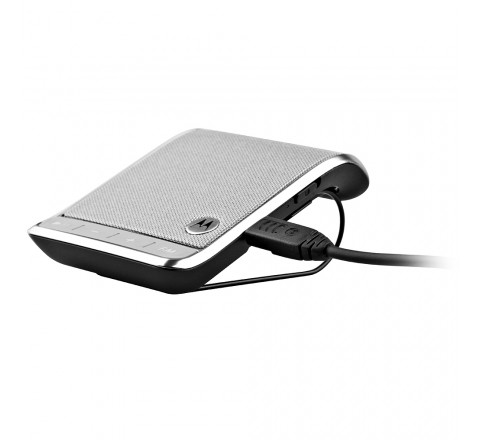 Motorola Roadster 2 Universal Bluetooth In-Car Speakerphone (Silver)