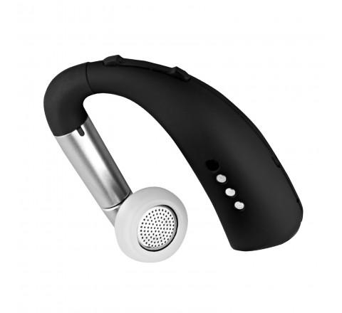 Motorola HZ770 Elite Silver II Bluetooth Headset (Black)