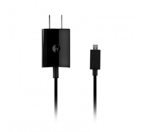 Motorola Micro-USB Wall Charger (Black)