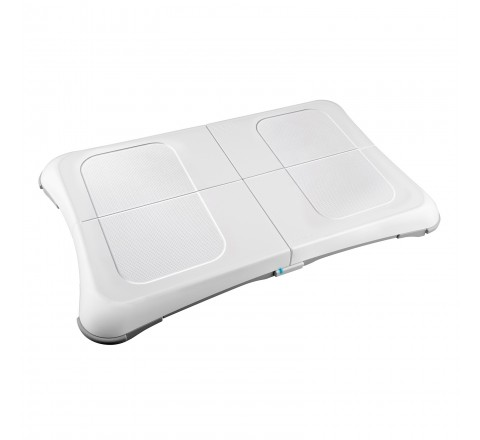 Nintendo Wii Fit U with Wii Balance Board and Fit Meter (White)