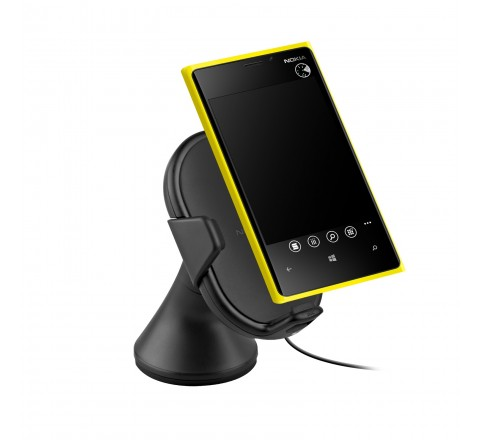 Nokia CR-200 Wireless Car Dock for Qi Enabled Devices (Black)