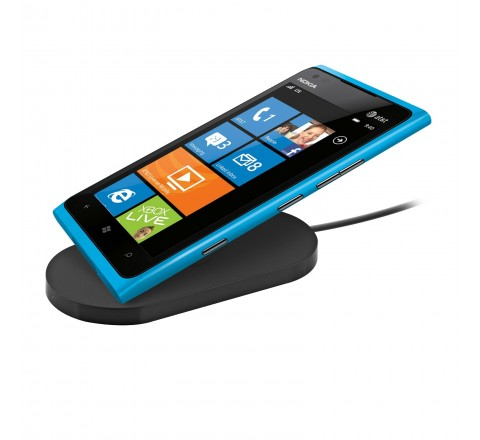 Nokia DT-900 Wireless Charging Plate for Qi Enabled Devices (Black)