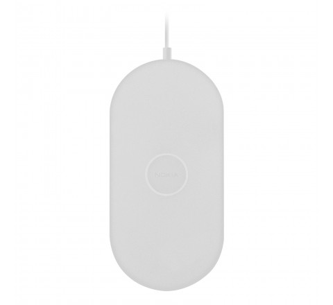 Nokia DT-900 Wireless Charging Plate for Qi Enabled Devices (White)